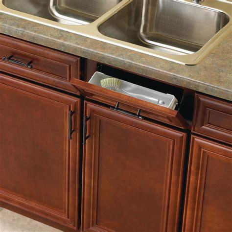 tilt out sink tray home depot knape vogt 3 in x 11 in x 2 in polymer sink front