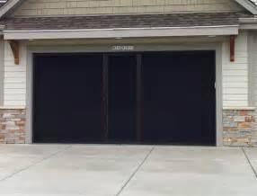 Screen Garage Door Garage Screen Doors
