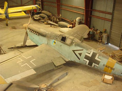 Finds For by Barn Find Messerschmitt Bf 109