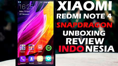 Resmi Note 4x xiaomi redmi note 4 4x 4 snapdragon review indonesia