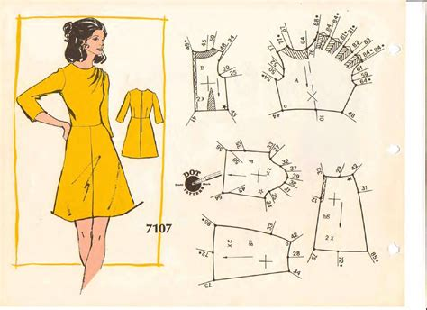 Lutterloh Pattern Drafting System | dot pattern system pattern drafting vintage patterns
