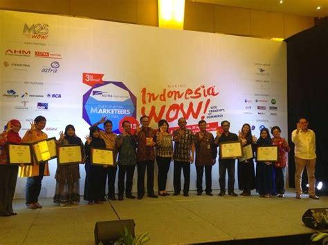 penghargaan produk tradisional unggulan nasional