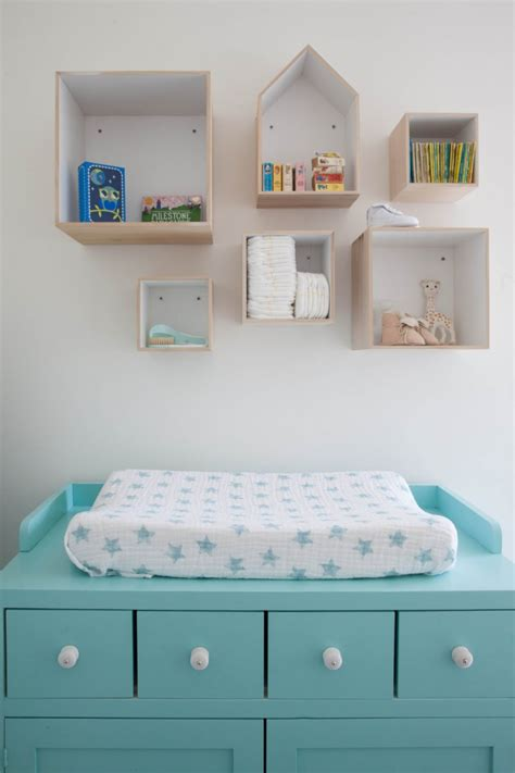 muebles para cuarto de bebe habitaci 243 n de beb 233 en estilo n 243 rdico