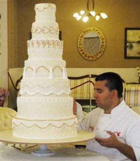 Cake Boss: Top cakes from series 3   Wedding cake   goodtoknow