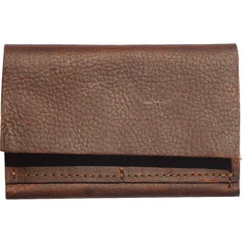Dnc K H Wallet Brown holdfast gear indispensable wallet kodiak brown b h photo