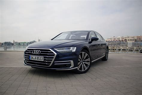 Review Audi by 2019 A8 Review A Prediction In The Shape Of A Car