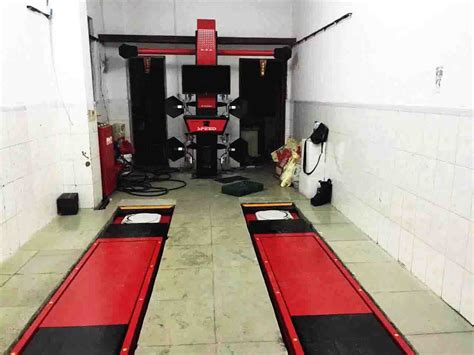 wheel alignment machine tire changer wheel balancer  lift factory