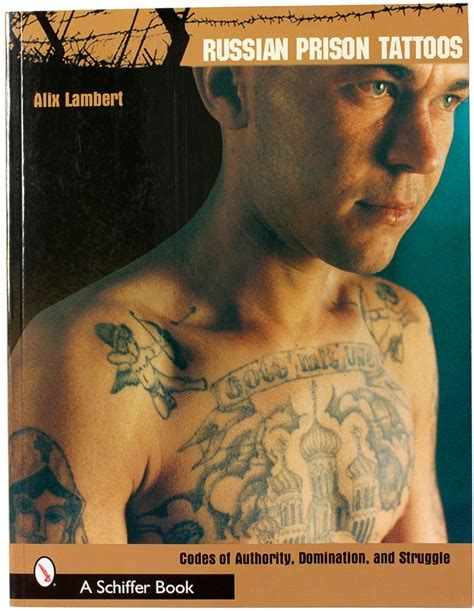 prison tattoo history russian prison tattoos book a must for any collector of