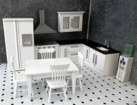 Dolls House Kitchen Furniture Modern Dollhouse Kitchen Furniture Furniture Design Blogmetro