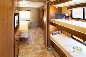 Class A Rv With Bunk Beds Roaming Times Rv News And Overviews