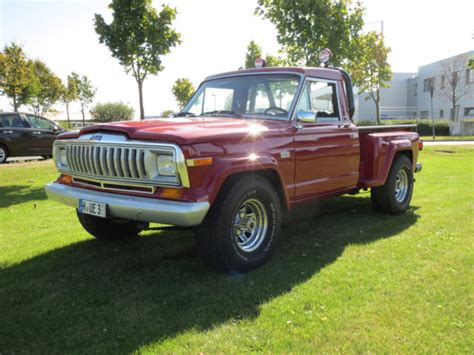 jeep 5 7 l 1982 jeep j10 5 7l for sale