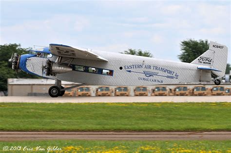 Ford Trimotor by Oshkosh Ford Trimotor Airplane