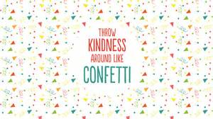 free desktop wallpaper throw kindness