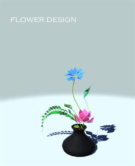Design Flower Game | flower design gametunnel