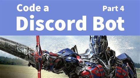 discord bot rhythm easily code a discord bot part 4 bulk delete messages