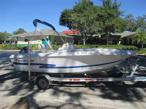 pro line center console boats for sale used pro line 17 sport center console boats for sale