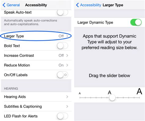 how to change font color on iphone how to change font size on an iphone ios 2018