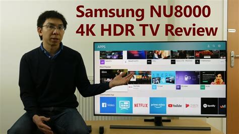 Samsung Nu8000 Samsung Nu8000 49 Inch Tv Review Hdr Gaming Lag Motion