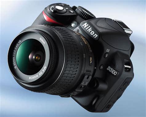 digital slr new! nikon d3100 + 18 55vr lens was listed