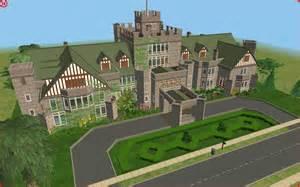 Housing Blueprints Floor Plans mod the sims hatley castle victoria bc