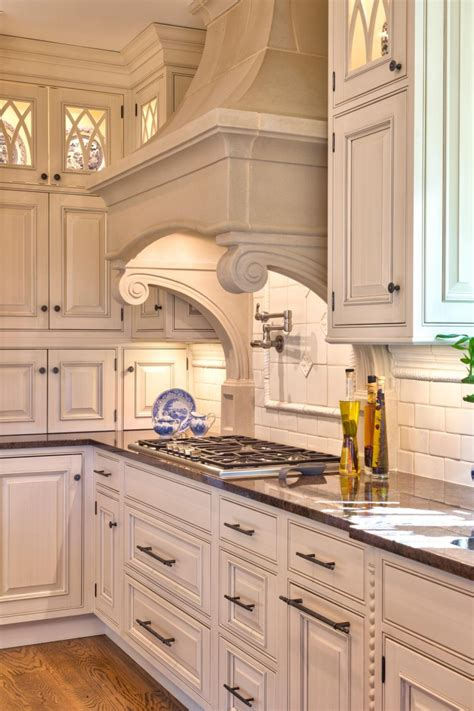 kitchen range ideas traditional range cover with corbels 4 types of