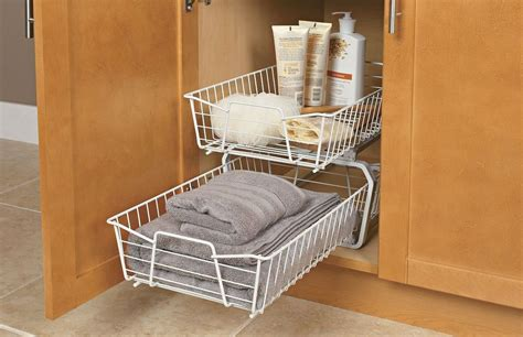pull out bathroom cabinet organizer kitchen cabinet pull out drawer couchableco bathroom