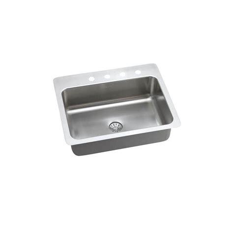 27 undermount kitchen sink elkay innermost perfect drain drop in stainless steel 27