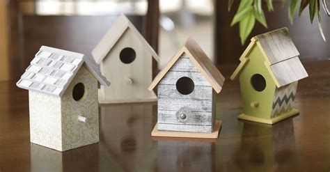 Beautifully Decorated Homes Pictures by Bird House Kits And Decorations Porter S Craft Amp Frame