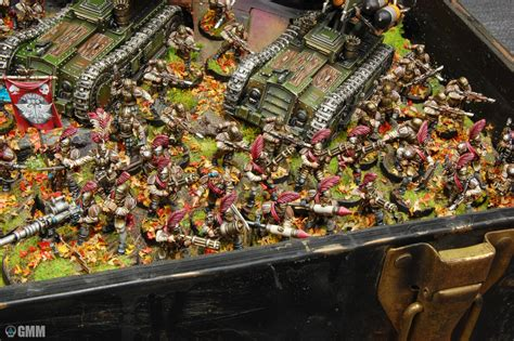 Build A Custom Home Online by Gmm S Atc Warhammer 40k Carry On Army