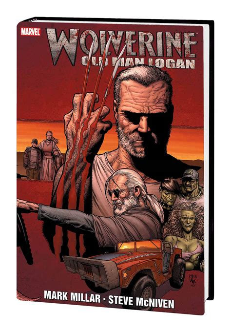 wolverine old man logan fresh comics