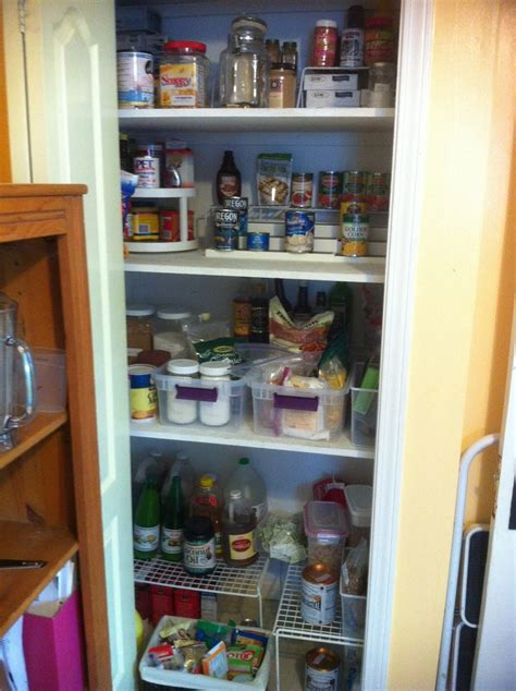 organizing a pantry how to organize a deep or any pantry kitchen