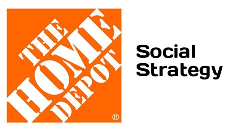 how home depot uses social media for success writers