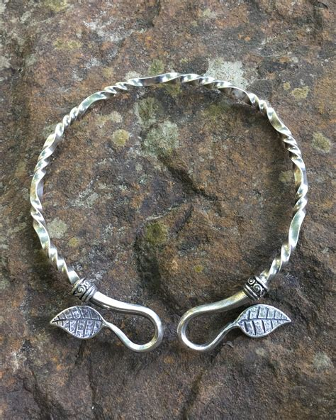 forged from fate ashes forged ash leaf neck ring crafty celts