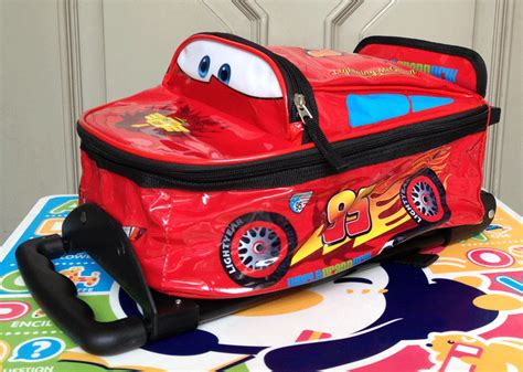 Tas Troley Cars Tk tas anak trolley cars glossy