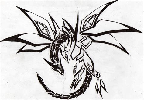 red eyes darkness dragon tribal by aglinskas on deviantart
