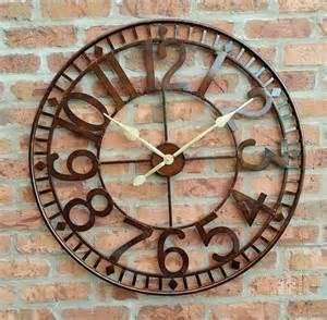 outdoor garden clocks home design