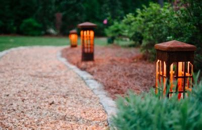 light on the path outdoor lighting perspectives
