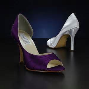 plum colored shoes plum wedding shoes bridalshoes