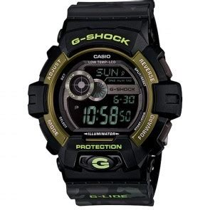 G Shock Gls 6500 Black casio g shock gls 8900cm in black