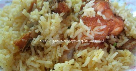 nasi ayam goreng resepi minggu