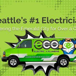 Eco Electric & Plumbing   18 Reviews   Electricians   126 S Spokane St, Seattle, WA, United