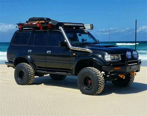 land cruiser pickup accessories 740 best land cruiser 80 images on pinterest toyota land