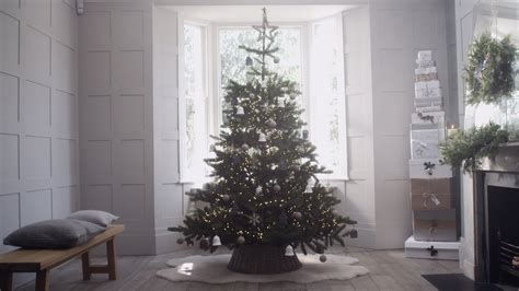 the white company how to decorate your christmas tree