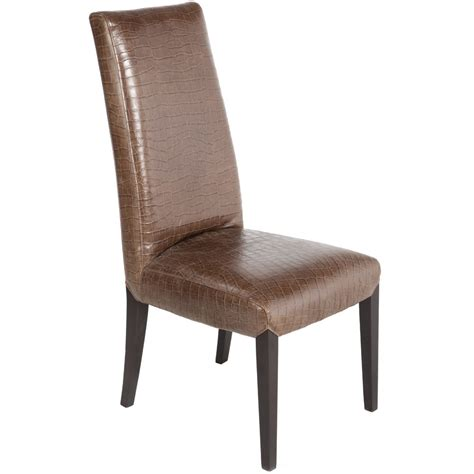 Dining Room Chairs Leather Best Leather Dining Room Chairs Homeoofficee
