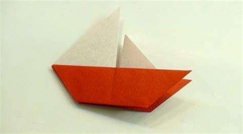 Origami Yard - sail boat origamiyard
