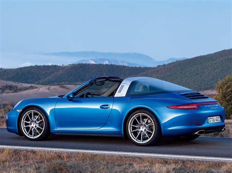 targa porsche 2015 porsche 911 targa unveiled naias 2014