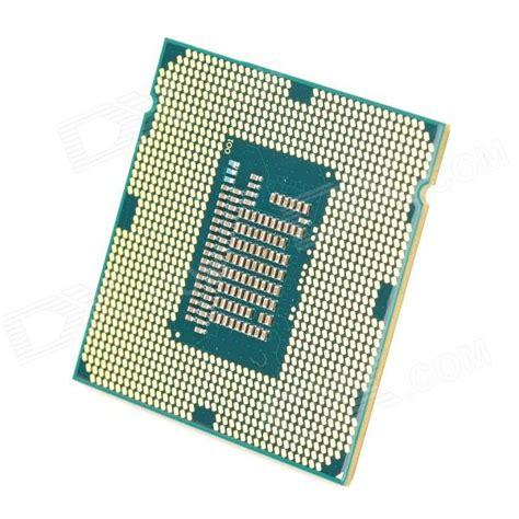 Processor I3 3220 intel i3 3220 3 3 ghz dual processor cpu for desktop computer silver yellow free
