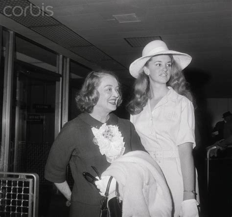 bettie davis daughter bette davis 1908 1989 with daughter bd hyman b