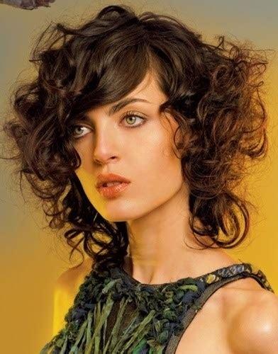 corte para cabello chino corto 12 cortes para cabello rizado 1001 consejos