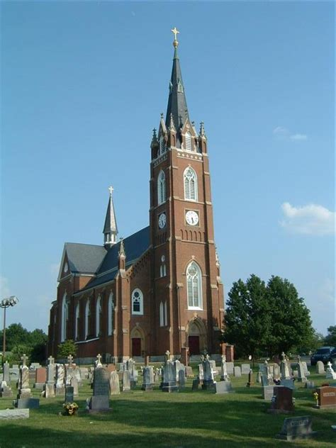 all saints catholic church st peters mo